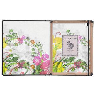Flower Decor 37 DODO Cases iPad Case