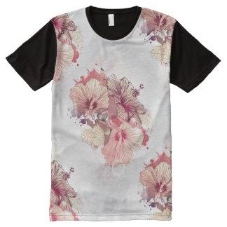 Flower Decor 56 All-Over Print T-Shirt