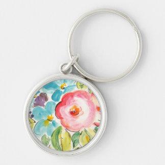 Flower Delight II Key Ring