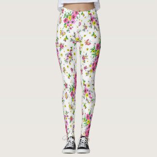 Flower Delights Leggings