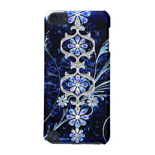 Flower design iPod touch (5th generation) cover