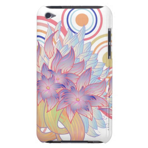 Flower Designs iPod Touch Covers