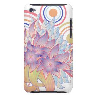 Flower Designs iPod Case-Mate Case