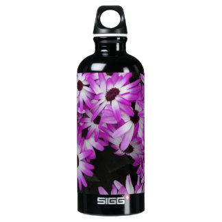 flower desing SIGG traveller 0.6L water bottle