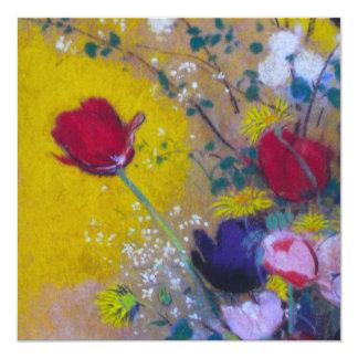 Flower Diaries ~ Invitations