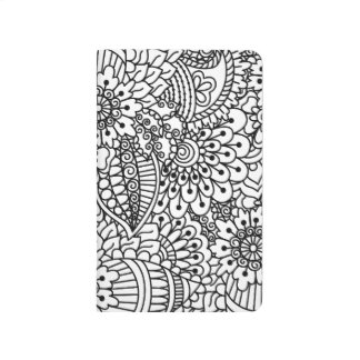 Flower Doodle Journal