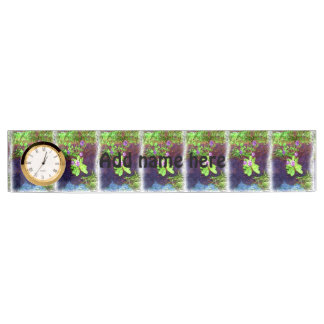 Flower Drawing photo Nameplate