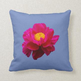 Flower emoji cushion