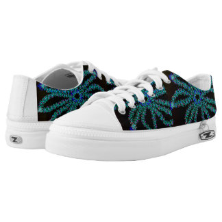 Flower Essence Funky Design for you Low Tops
