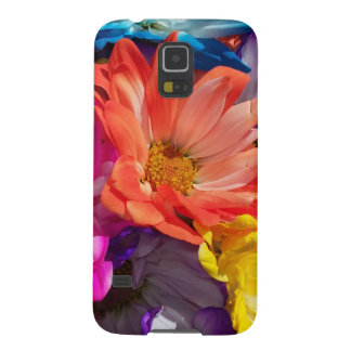 Flower Explosion Samsung Case