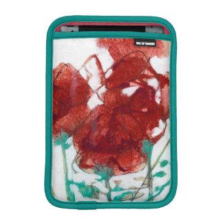 Flower Expression I iPad Mini Sleeve