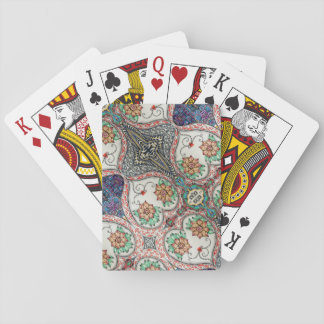 Flower Eyes & Thorns, Playing Cards