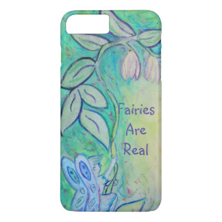 Flower Fairy Garden Art Custom iPhone 7 Case