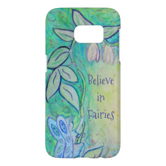 Flower Fairy Garden Custom S7 Phone Case