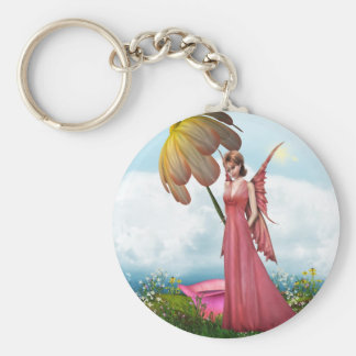 Flower Fairy Key Chains