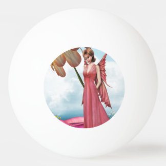 Flower Fairy Ping Pong Ball