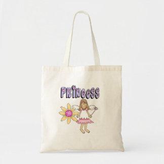 Flower Fairy Princess Budget Tote Bag
