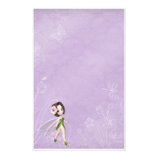 Flower Fairy Stationery
