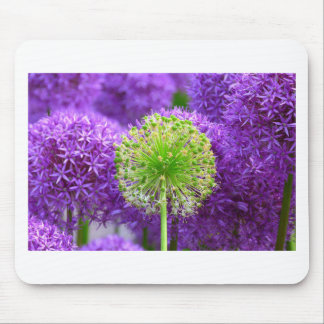 Flower Fash Mouse Pad