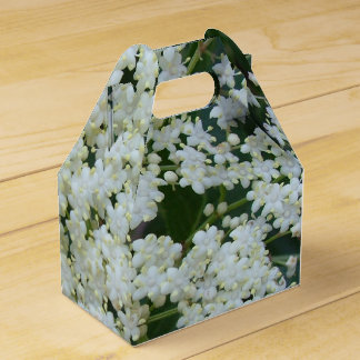 Flower Favor Box Wedding Favour Box