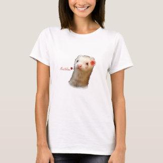 Flower ferret T-Shirt