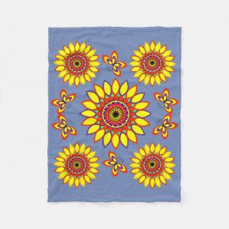 Flower Fling Blanket