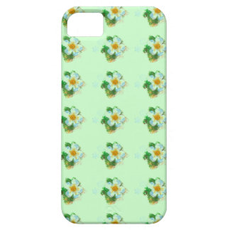 flower founds iphone iPhone 5 cases