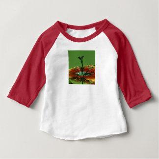 Flower Fractal Baby T-Shirt