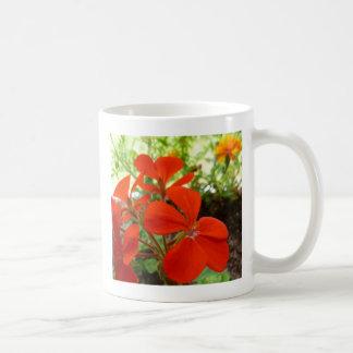 Flower garden box mug