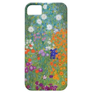 Flower Garden by Gustav Klimt iPhone 5 Covers