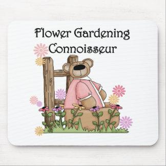 Flower Garden Connoisseur Mouse Mat