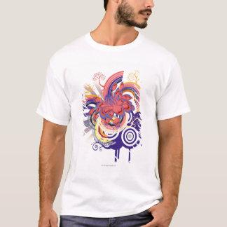 Flower Garden Pattern T-Shirt