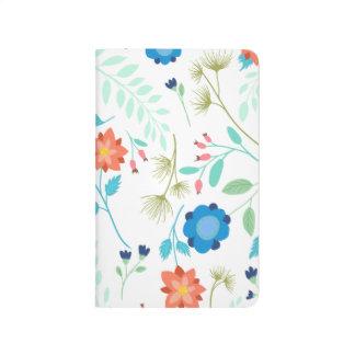 Flower Garden Pocket Journal