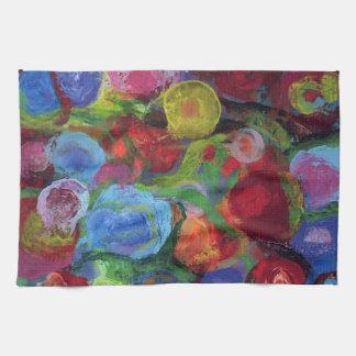 Flower Garden Towels