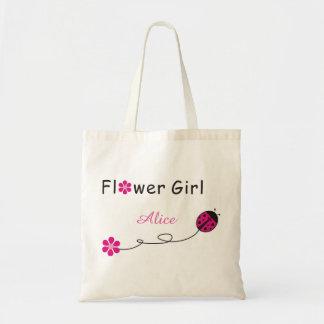 Flower Girl bag-beatles