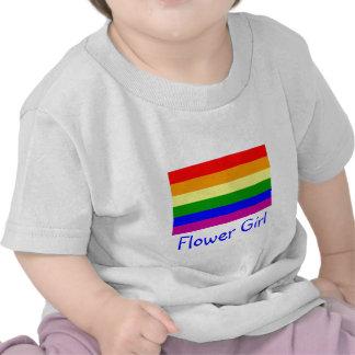 Flower Girl/gay Wedding Shirt