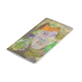Flower Girl in the Jungle Abstract Journals