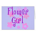 Flower Girl Products Greeting Card