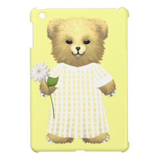 Flower girl Teddy Bear Cover For The iPad Mini