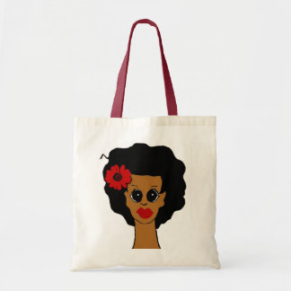 Flower Girl Canvas Bags