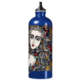 Flower Girl water bottle