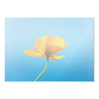 Flower - Growing up in Brooklyn Personalized Invitations