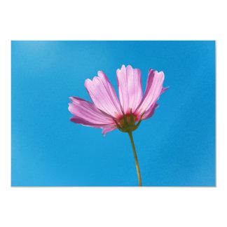 Flower - Growing up in Philadelphia Custom Announcements