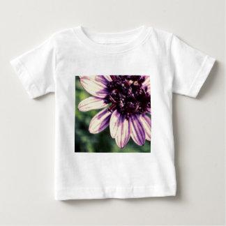 Flower Grunge Baby T-Shirt