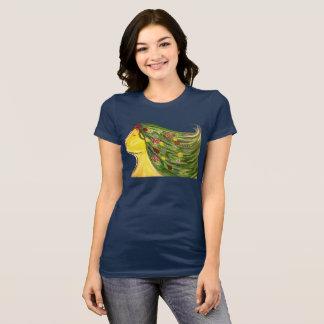 Flower Gypsies - Gardenia Tee