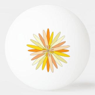 Flower Ping Pong Ball