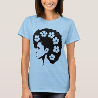 Flower Hawk T-Shirt