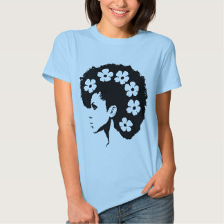 Flower Hawk T Shirts