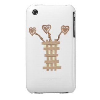 Flower Heart I-Phone 3G/3GS Case Case-Mate iPhone 3 Case