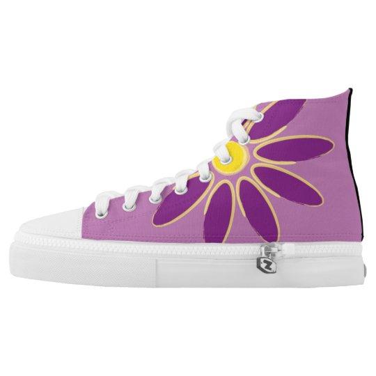 Flower High Top